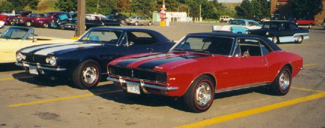 The 67 Z28 Network
