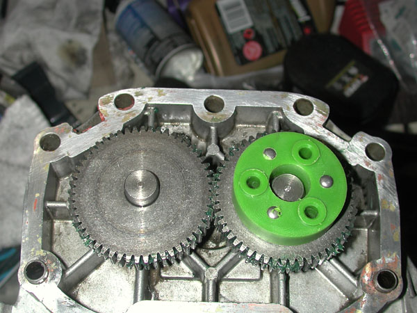 How to replace an M90 snout coupler without removing the