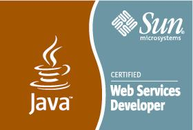 Sun Certified Developer for Java Web Services (SCDJWS)