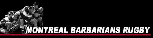 Montreal Barbarians Rugby Club Original Site: Home