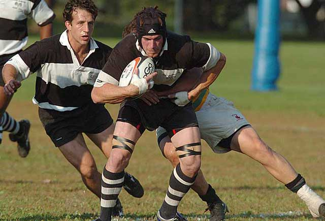Montreal Barbarians Rugby Club: Alumni Page
