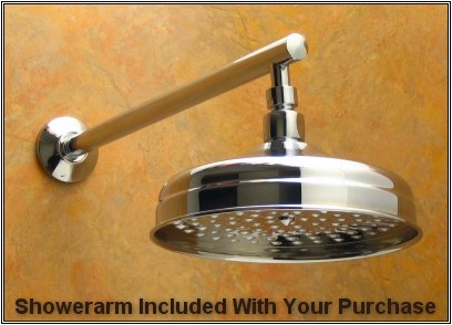 Rainfall Showerheads