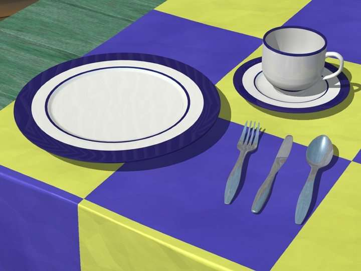 Images place setting for Place setting images