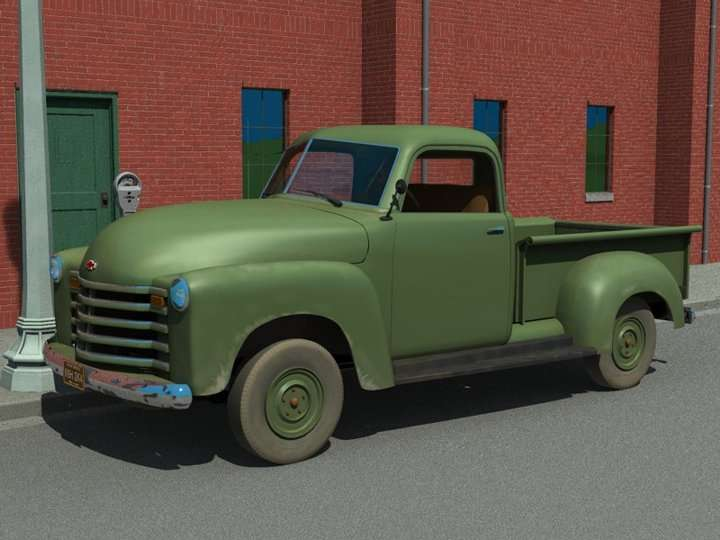 53 Chevy Pickups For Sale   Autos Post