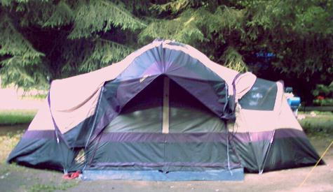 & Tent Camping Pictures