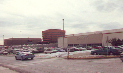 Scarborough Town Centre (STC) is the largest regional shopping centre in Toronto's east end, with more than 22 million shoppers visiting annually.